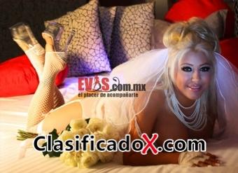 Alexxxa - El placer y el pecado en una sóla mujer. Escort relax en México