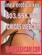 LINEA EROTICA PARTICULAR 803 558 660, SEXO TELEFONICO Y WEBCAM PORNO, CIBERSEXO AMATEUR EN DIRECTO 1 SMS