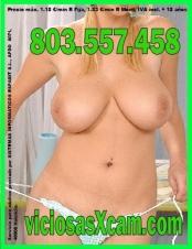 Webcam  1 SMS o 1 euro todo el dia. Golfas por cam y telefono erotico 803 557 458