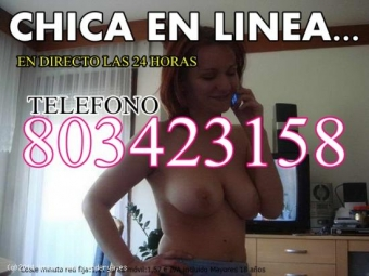 llamame al 803 423 158 TELEFONO CALIENTE CON SONIA