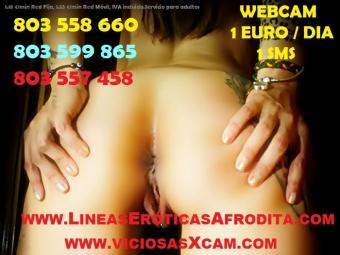 linea erotica para follar 803 558 660 contactos x , pajas y webcam 1 sms