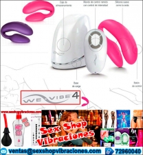 DESCUBRE MAS PLACER CON WE-VIBE