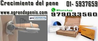 PRO EXTENDER crecimiento y grosor del miembro viril telefono 979033560
