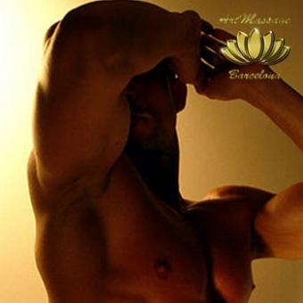 Cristian - Masajista viril y masculino en Barcelona