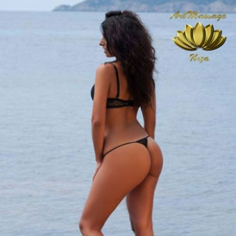 Annie - Masajista erótica en Ibiza