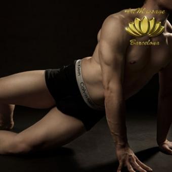 Gerard - Masajista masculino de lujo
