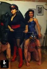Mistress Zazel, nueva Discipula de Lady Monique de Nemours.