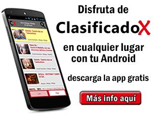 Aplicación de geolocalización de anuncios Clasificados Relax y contenidos eróticos