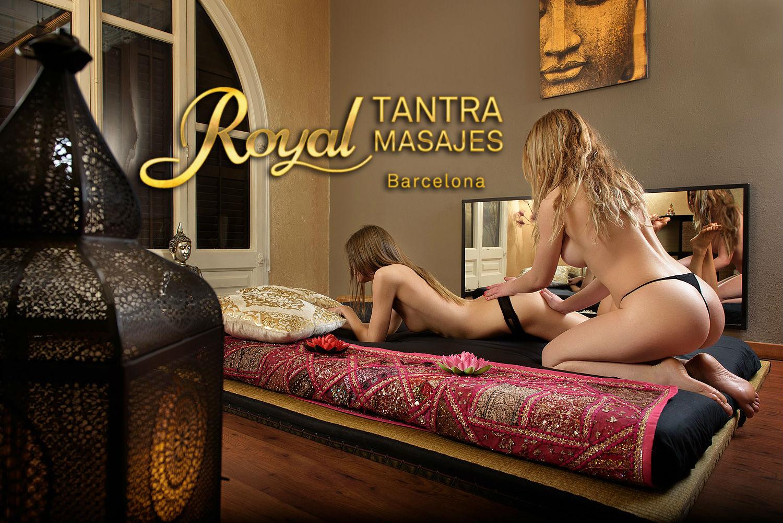 Royal Erotic Massage Barcelona